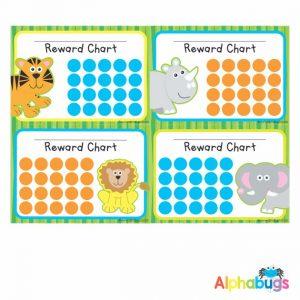 School Reward Chart – In The Wild