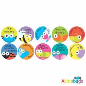 Early Learning Stickers – Pack 5