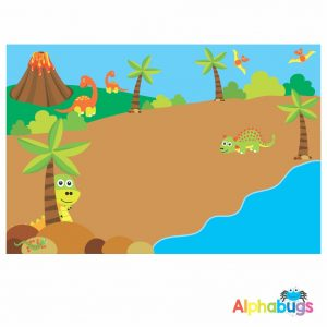 Playmat – Dinoroars (Large)