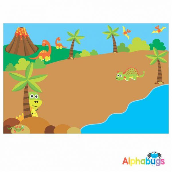 Playmat – Dinoroars (Large)