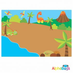 Playmat – Dinoroars (Small)