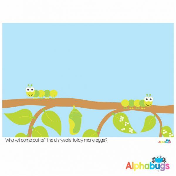 Playdough Mat – Cycles in Nature 3