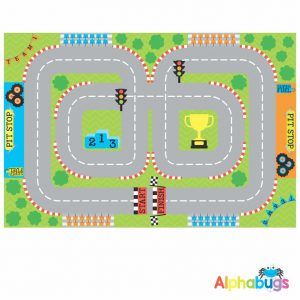 Playmat – Lightning Speed (Small)