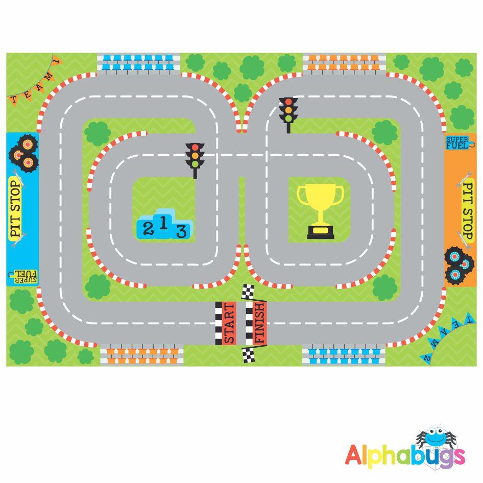 Playmat – Lightning Speed (Small)