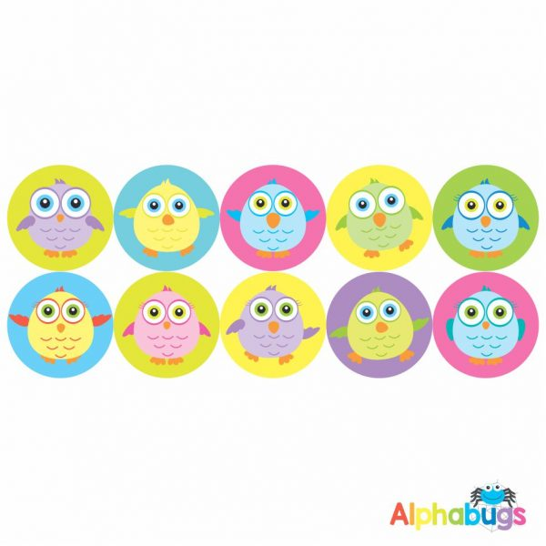 Themed Stickers – Tweety Pies