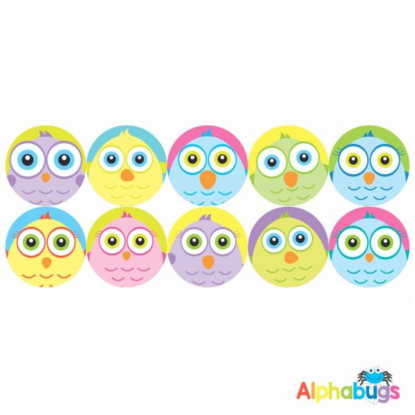 Themed Stickers – Tweety Pies 2