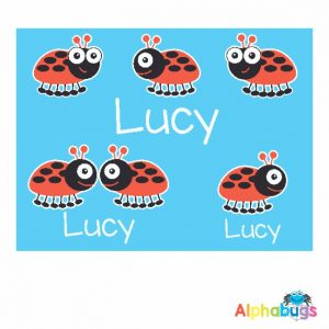 Trendy Transfers – Little Ladybug