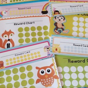 Reward Charts & Cards