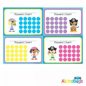 School Reward Chart – Ahoy There Matey Girls