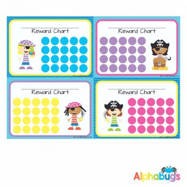 School Reward Chart – Ahoy There Matey Girls