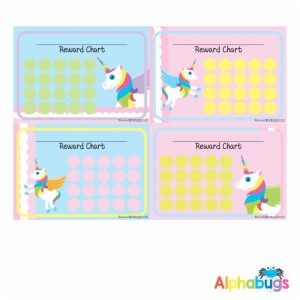 School Reward Chart – My Little Unicorn