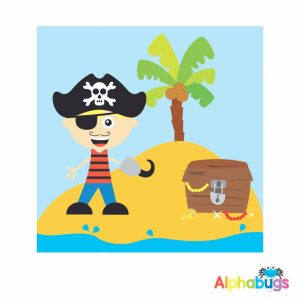 Classroom Theme - Ahoy There Matey