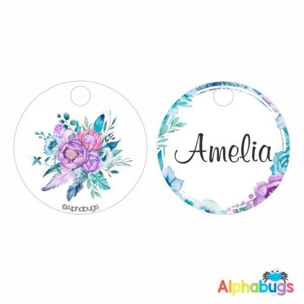 Bag Tag – Amelia
