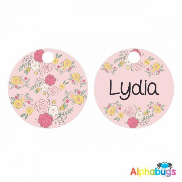 Bag Tag – Lydia