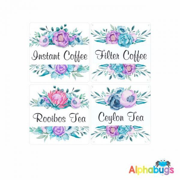 Canister Labels – Amelia