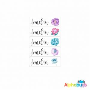 Small Name Labels – Amelia