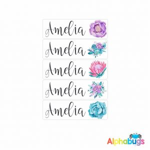Large Name Labels – Amelia