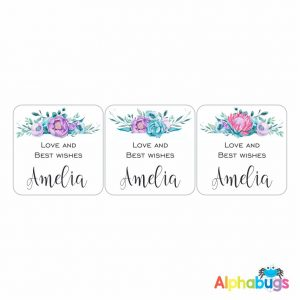 Gift Labels – Amelia (Square)