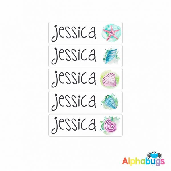 Large Name Labels – Jessica