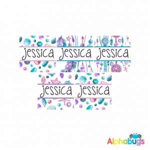 Square Labels – Jessica