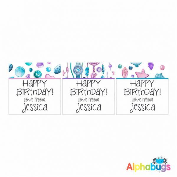 Gift Labels – Jessica (Square)