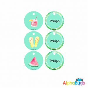 Zip Tags – Phillipa