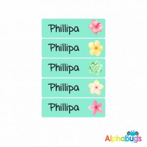 Large Name Labels – Phillipa