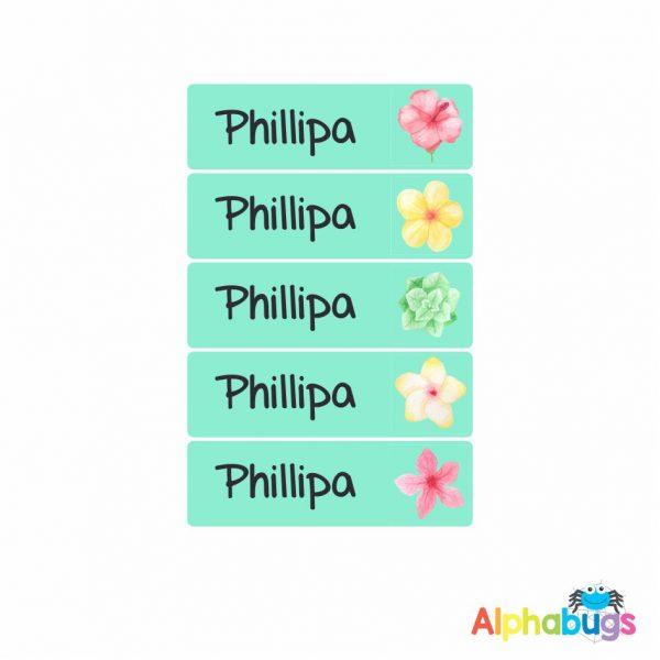 Large Name Labels – Phillipa