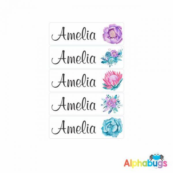 Large Name Labels – Amelia