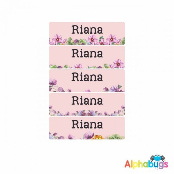 Large Name Labels – Riana