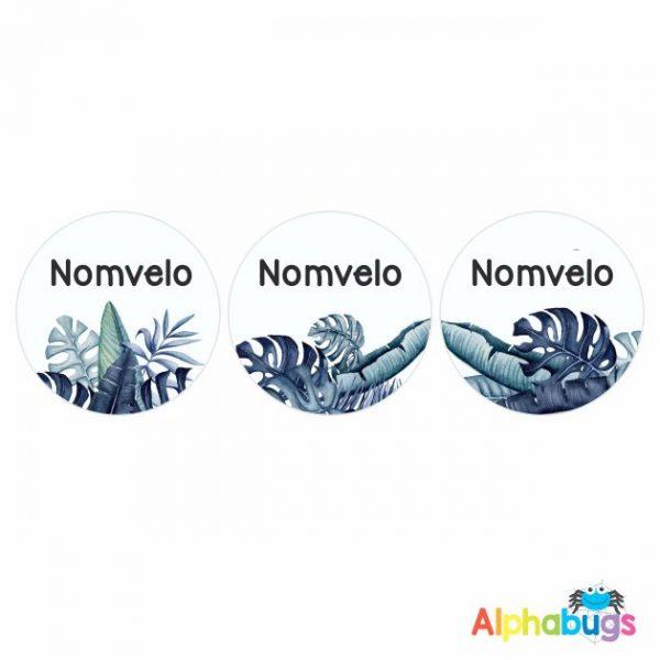 Large Round Labels – Nomvelo