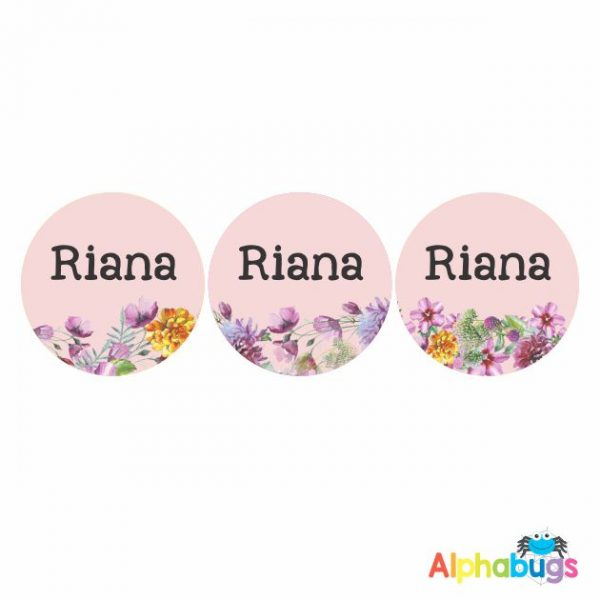 Large Round Labels – Riana
