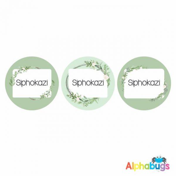 Large Round Labels – Siphokazi