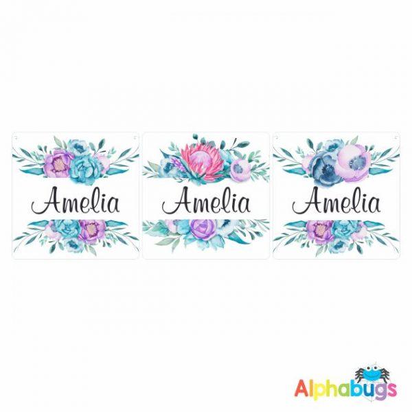 Square Labels – Amelia