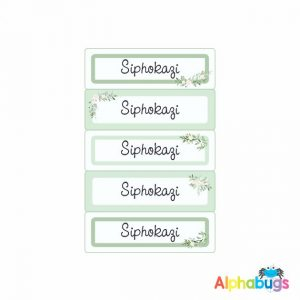 Small Name Labels – Siphokazi