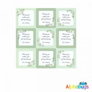 Gift Labels – Siphokazi (Square)