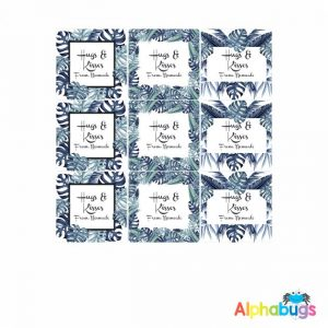 Gift Labels – Nomvelo (Square)