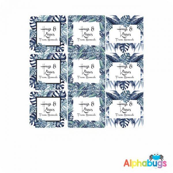 Gift Labels – Nomvelo (Square)