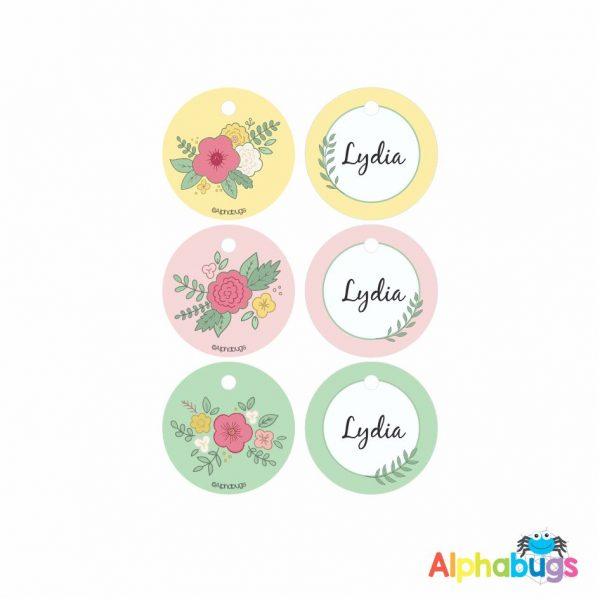 Zip Tags – Lydia