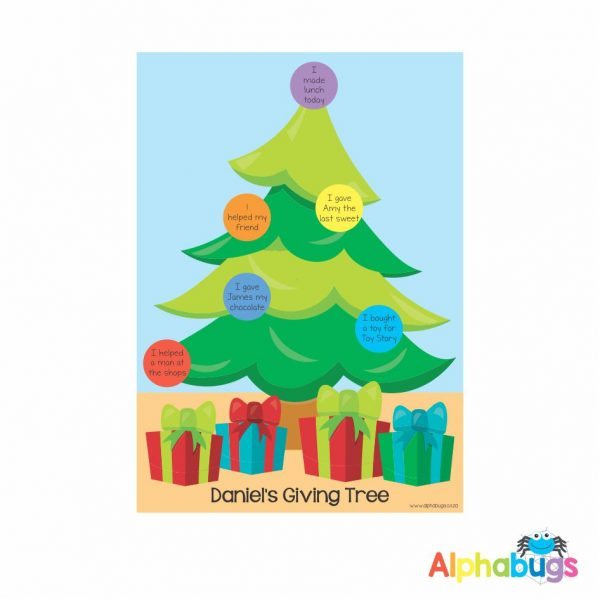 Magnetic Advent Calendar – My Giving Tree