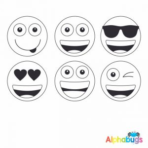 Stamp Set – Say Cheese 2cm