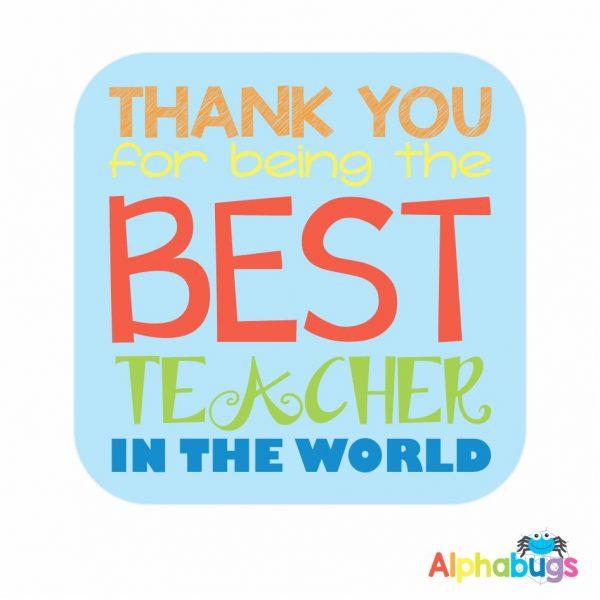 Fridge Magnet – Best Teacher 1
