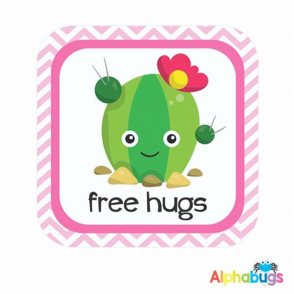 Fridge Magnet – Free Hugs