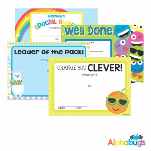 Certificates Downloadable