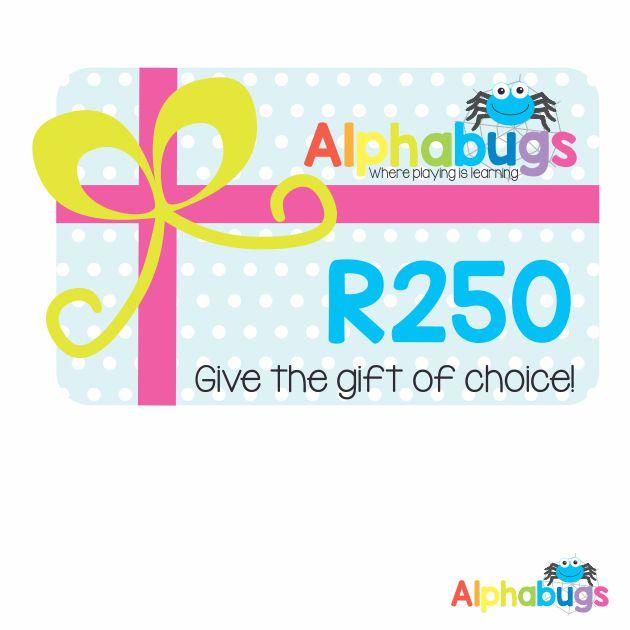 Gift Voucher R250