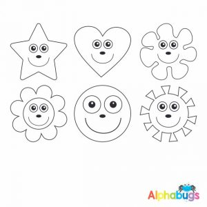Stamp Set – Smileys 3cm