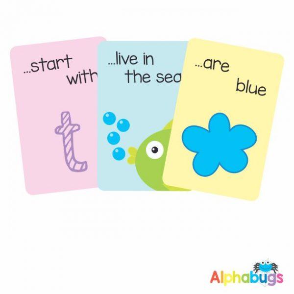 Card Game – Name 3 Things