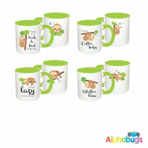 Mug Set – A Slumber Of Sloths 2