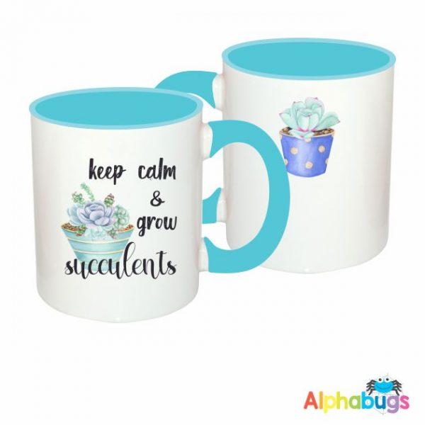 Mugs – Aloe There – Keep Calm
