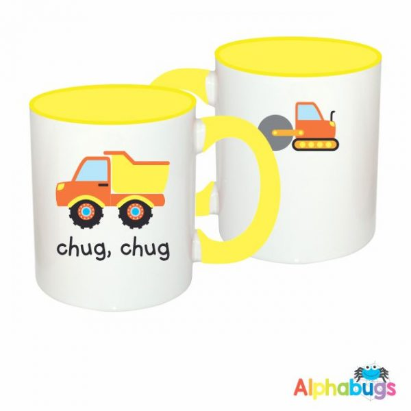 Mugs – Boys At Work- Chug